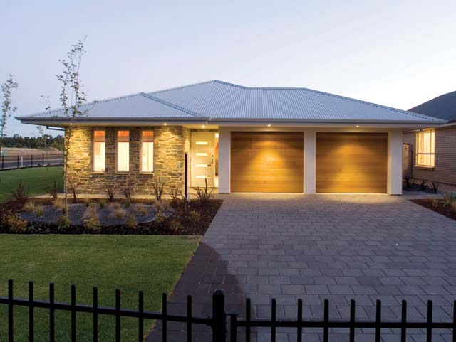 Hickinbotham display home Adelaide
