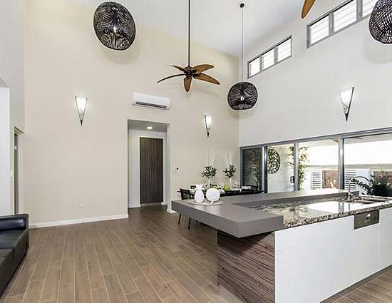Summer Breeze by Northern Star Homes - 2014 HIA Northern Territory Display Home of the Year - kitchen area