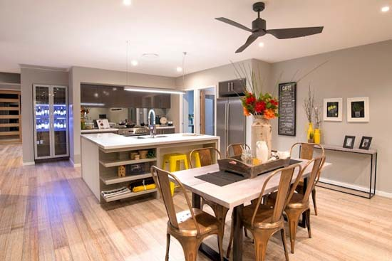 The Cebel by Adenbrook Homes - MBANSW 2014 Building Excellence Awards Northern region, Display Homes Under $450,000 Winner