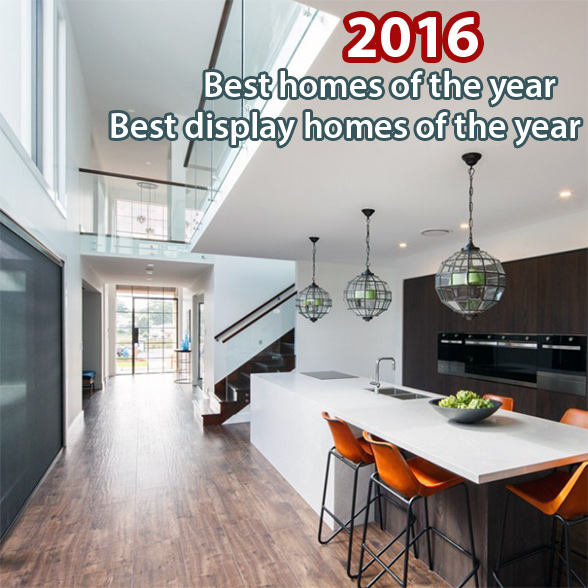 Australia's best display homes and homes of the year 2014