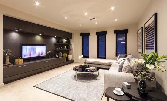 Hia 2014 south australia display home of the year for Family room designs australia