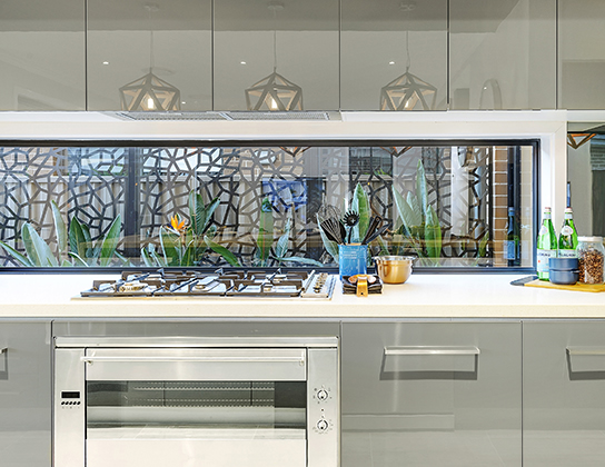 The Albatross by Lockstar Homes - HIA 2014 Murray River region Display Home of the Year - kitchen