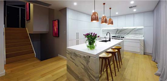 Nadin West Joinery - Kitchen of the Year Under $35,000 - Master Builders Association NSW 2014 Building Excellence Awards Newcastle region