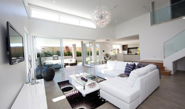 The Diamond Architecturally Designed Display Home By
