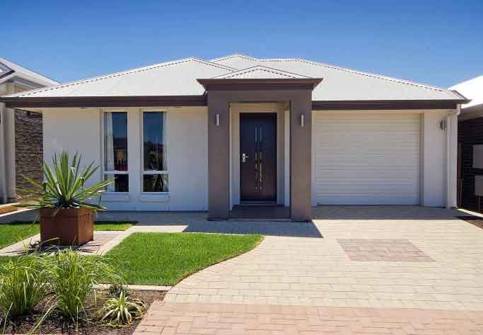 Rossdale Homes display home Adelaide