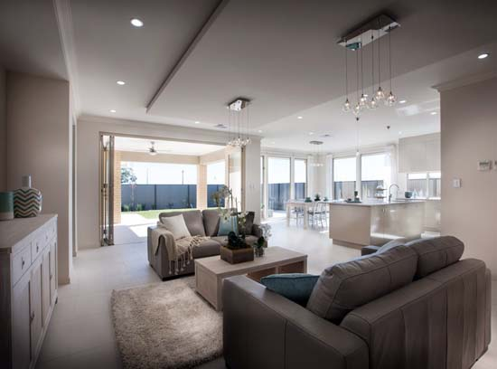 Malibu 190 by Sterling Homes winner of $180,000 to $240,000 Excellence in a Display Home award South Australia