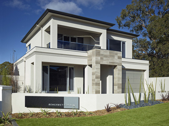 Panache by Somerset Morgan winner of the $500,000 to $750,000 Excellence in a Display Home Award in South Australia
