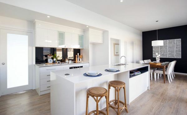 Absolute Homes kitchen