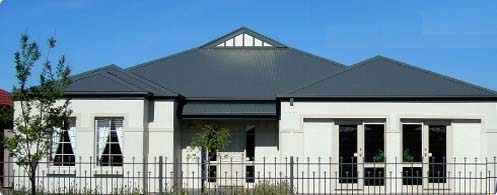 Distinctive Homes display home in Adelaide, Douth Australia