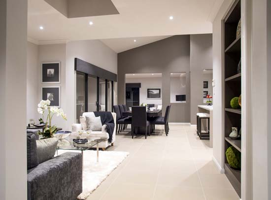St Thomas MKII by Fairmont Homes - winner of the MBANSW South East region Best Display home $300,001-400,000 award